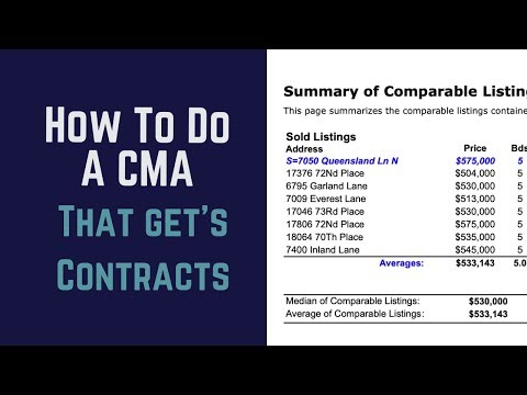 How to Create a CMA Like a Rockstar