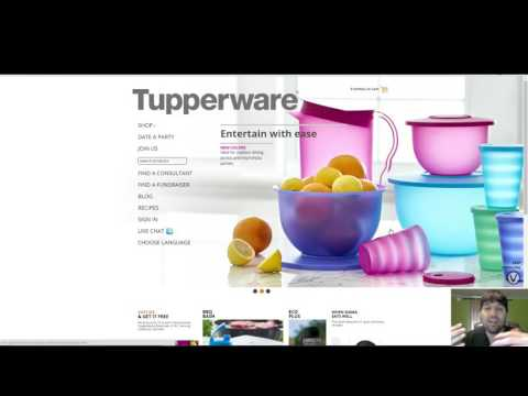 Tupperware Review 2017 - Watch This Video About Tupperware Products Before You Join
