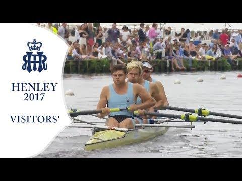 Edinburgh v Cambridge - Visitors' | Henley 2017 Semi-Finals