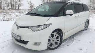 Toyota Lucida estima 2009 г.в Тест-драйв