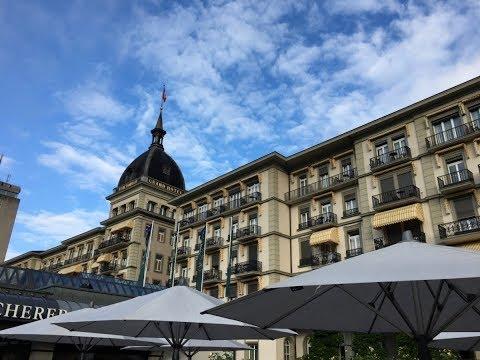 Victoria-Jungfrau Grand Hotel and Spa Interlaken Switzerland