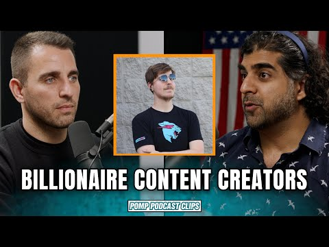 How Content Creators Are Becoming Billionaires | Shaan Puri | Pomp Podcast CLIPS