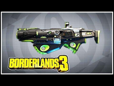 Kill O' the Wisp Borderlands 3 Legendary Showcase
