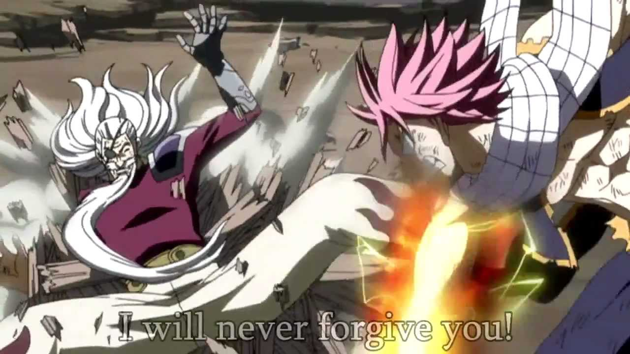 fairy tail amv  - natsu tribute - absolute power chords