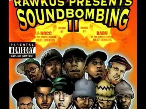 Rawkus Presents: SoundBombing Vol. II - 07 Stanley Kubrick - R.A. The Rugged Man