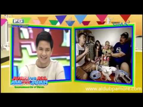 Genuine Kilig Part 7 Aldub/MaiChard (Maine Mendoza and Alden Richards)