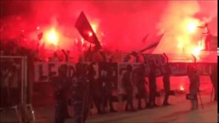 Pyroshow Blue Lions , Hilal vs Smouha 2017 Video