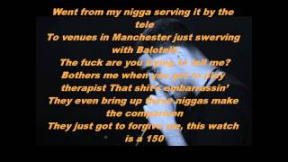 Aaliyah - Enough Said feat. Drake (lyrics)