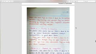ignou MA PSYCHOLOGY  ist year Practical assignment 16 PF