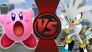 Kirby vs Silver | Sprite Battle