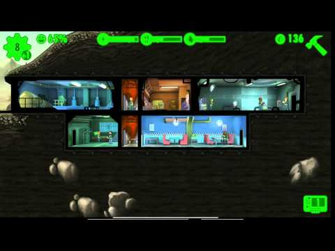 How To - Fallout Shelter - Infinite Lunchbox Glitch