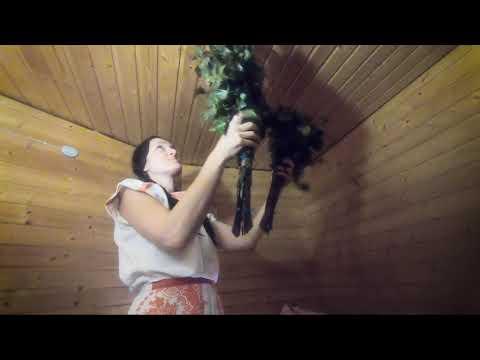 Kalevala treatment at sauna