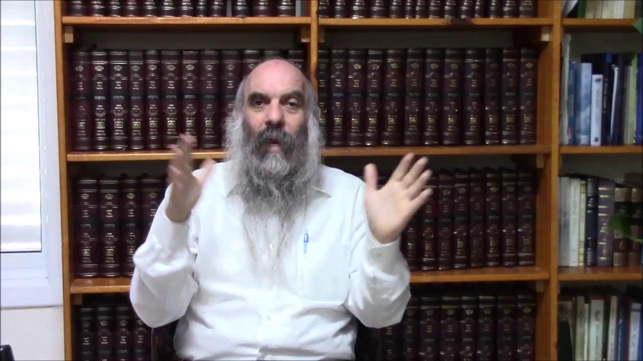"""שבת הגדול ועדיאל קולמן הי""""ד - דבר תורה לשבת הגדול - הרב יהושע שפירא"""