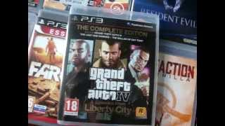 Распаковка GTA IV - Complete Edition