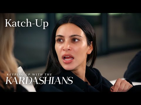 """""""Keeping Up With the Kardashians"""" Katch-Up S13, EP.2 
