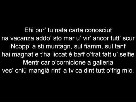 Clementino- Cos Cos Cos (Testo) HD