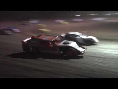Salina Speedway CSR Mfg IMCA Northern SportMods *A Feature* 5-18-18