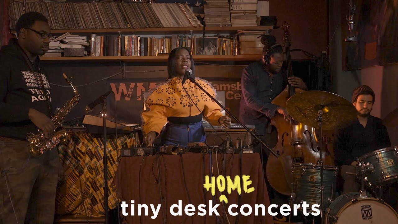 Melanie Charles: Tiny Desk (Home) Concert