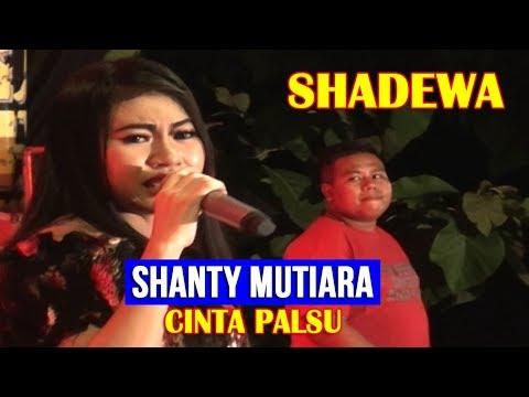CINTA PALSU - SHANTY MUTIARA || SHADEWA Live Sumberejo
