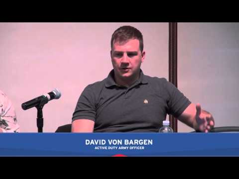 4/16/15 Veterans' Voices: Expressions from the Wars in Iraq and Afghanistan