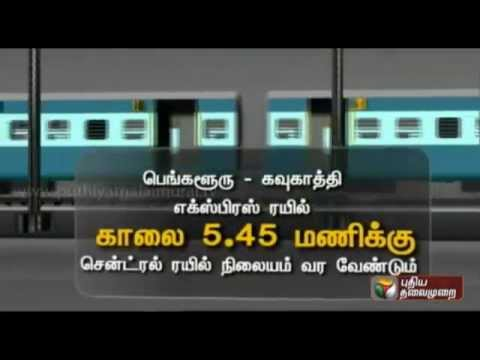 Jayalalithaa condemns twin bomb blast at Chennai Railway station