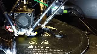3D принтер дельта скорость 120-150 мм/сек