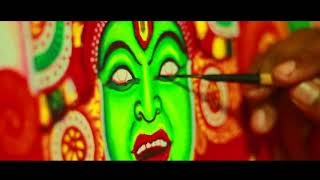 Varna Panchakam Documentary | Mural Paintings | K K Varrier | Saji Aroor