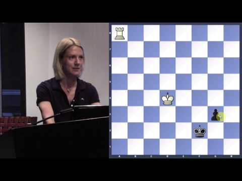Tempo Moves, Rook vs. Knight - WGM Anna Sharevich - 2015.07.28