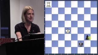 Tempo Moves, Rook vs. Knight - WGM Anna Sharevich - 2015.07.28