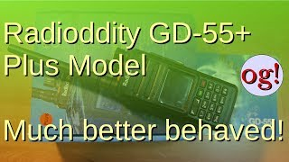 Testing the NEW GD-55+ for DMR (#80)