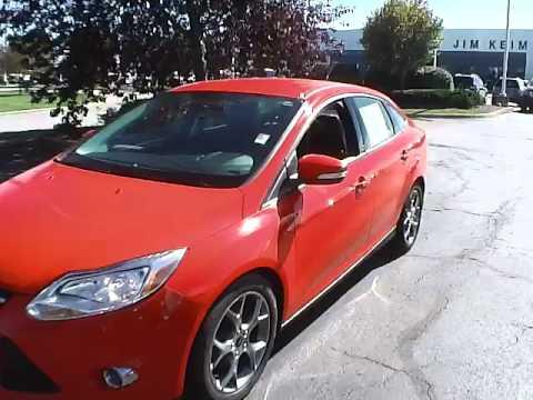 Jim Keim Ford >> P0906 2014 Ford Focus Se For Sale Columbus Ohio Youtube