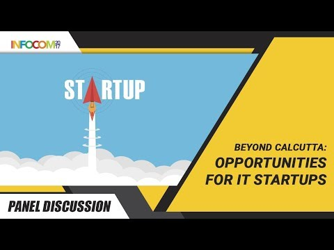 Beyond Calcutta Opportunities for IT Startups