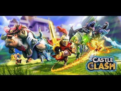 Castle Clash On Facebook