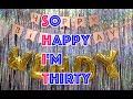 Weekend Vlog 147 - So Happy I'm Thirty