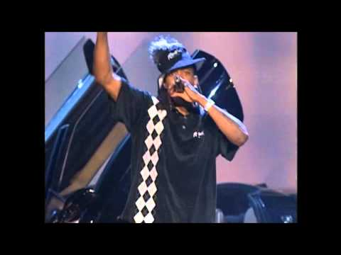 Busta Rhymes & Spliff Star (Source Awards) / (1999) / *HD - live