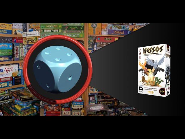 Nessos - Como Jogar