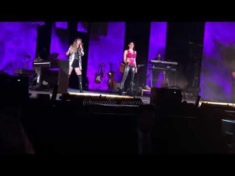 """Ha*Ash Ft Prince Royce """"100 Años"""" Auditorio Nacional 11/11/18"""