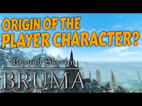 Beyond Skyrim: Bruma - The Courier (quest)