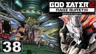 Let's Play God Eater 2 Rage Burst | Ep.38 | Julius ??!!