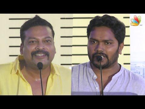 Pa  Ranjith Speech at Kabali Success Meet  | John Vijay