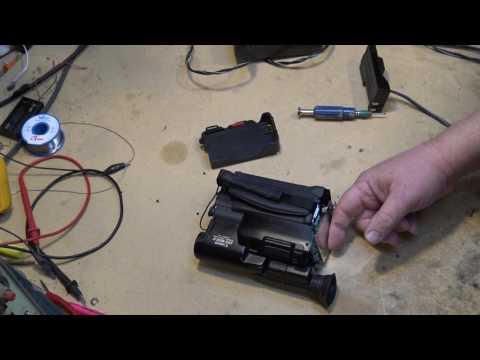 Canon UC15 PAL 8MM Pissy Capacitors