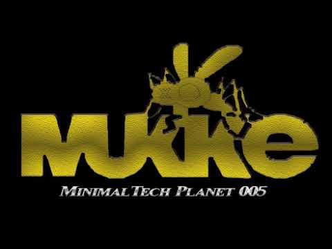 Minimal Tech Planet 005