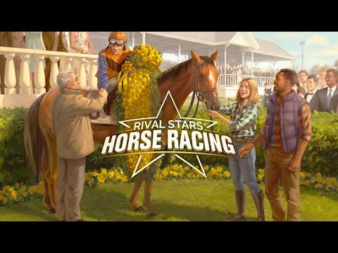 Rival Stars! ИГРА про лошадей на смартфон с КРУТОЙ графикой! Поиграем?)