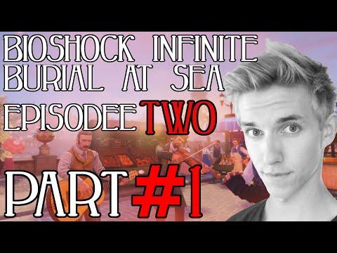 Bioshock Infinite - Burial at Sea Episode TWO - Part 1 - Walkthrough Playthrough Gameplay |