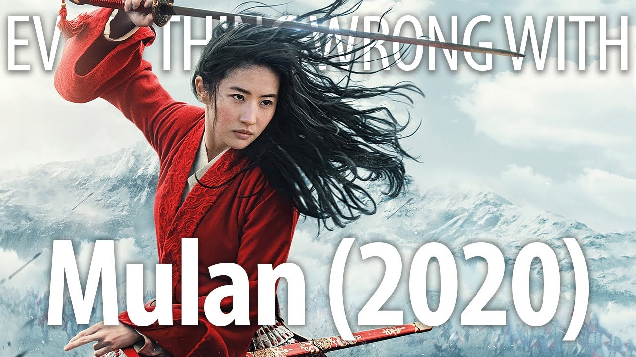 Download Everything Wrong With Mulan (2020) In 19 Minutes Or Less