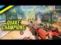 So I Tried Quake Champions After E3 2018.... Heres My Thoughts