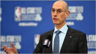 NBA commissioner Adam Silver says 'a lot of players are unhappy'