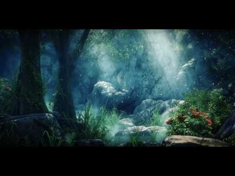 Forest animation HD Cr...