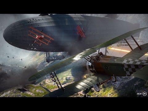 6 Minutes of Stunning Battlefield 1 4K Gameplay