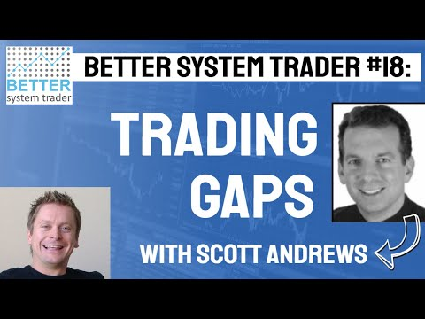 018: Scott Andrews 'The Gap Guy' shares his expertise in trading opening gaps
